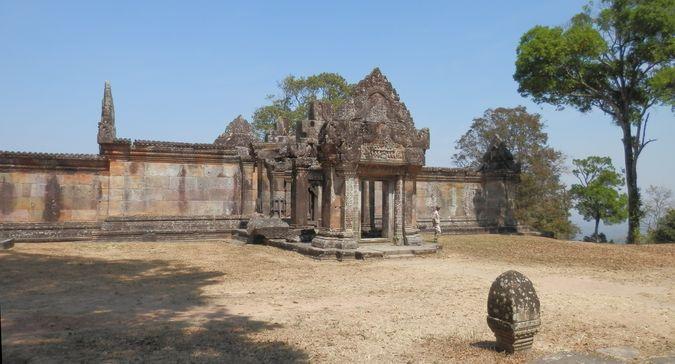 プレアヴィヒア寺院の画像 p1_14