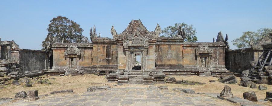 プレアヴィヒア寺院の画像 p1_13