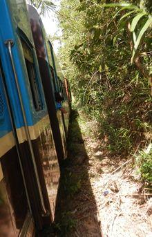 ミャンマー国鉄3等列車乗車実録2016